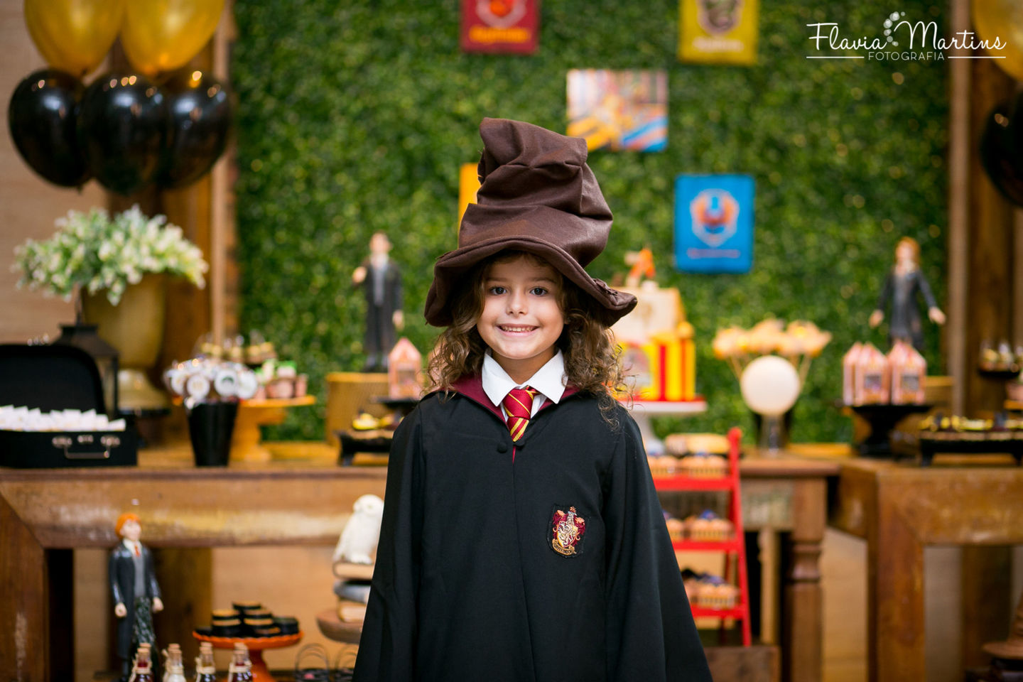 Festa Giovanna - Harry Potter